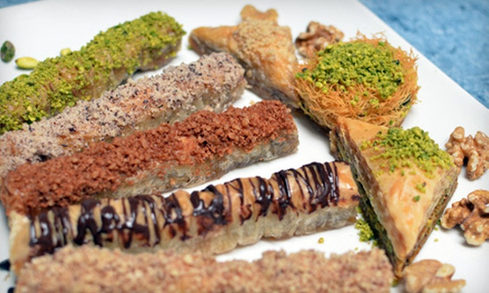 Baklava King: $10 for $20 Worth of Baklava and Savory Pastries from Baklava King