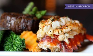 Ele Fine Fusion: Asian-Fusion Prix-Fixe Meal for One or Two at Ele Fine Fusion (Up to 41% Off)