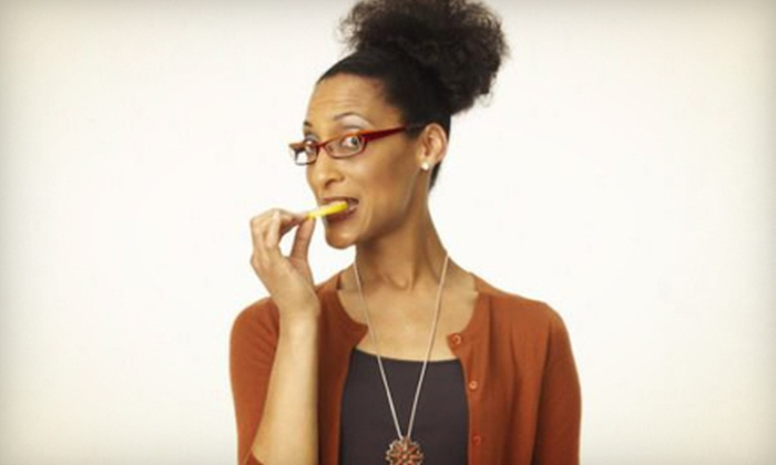 What's Cooking Expo with Carla Hall - Downtown: Regular or VIP Access to What's Cooking Expo with Carla Hall at MGM Grand Detroit on Saturday, March 2 (Up to 53% Off)