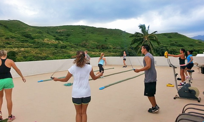 NuFitness Lifestyle - Kailua: Group Fitness Classes with Option for Personal Training or Private Yoga at NuFitness Lifestyle (Up to 74% Off)