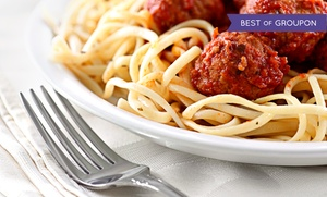 Dominic's at the Harbor: Italian Food at Dominic's at the Harbor (43% Off). Two Options Available.