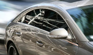 Windshields in Houston: High-Performance Window Tinting at Windshields in Houston (Up to 80% Off). Three Options Available.