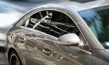 Car Window Tinting for Two Side Windows or Complete Car Window Tinting from Rich Tint (Up to 51% Off)