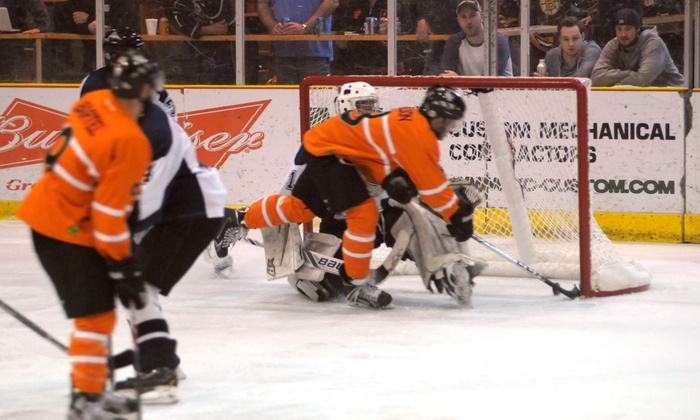 El Paso Rhinos Hockey - Events Center: El Paso Rhinos Junior Hockey Game for Two at Sierra Providence Events Center (Half Off). Two Seating Options Available.