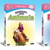 Little Steps DVD 2-Pack with Adventures with Animals and Dance