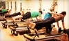White House Pilates- All location offer - Multiple Locations: 5 or 10 Mat Pilates Classes, or 3 Reformer Pilates Classes at White House Pilates (Up to 75% Off)
