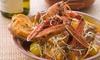 La Marine - Saint Raphaël: Bouillabaisses pour 2 ou 4 personnes dès 44,90 € au restaurant La Marine