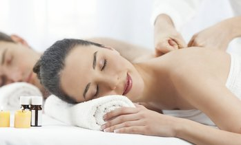Up to 46% Off on Massage - Couples at Capital Blossom Day Spa