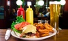 The Malt Shop - The Malt Shop: $21 for Three Groupons, Each Good for $12 Worth of Diner Food at The Malt Shop ($36 Total Value)