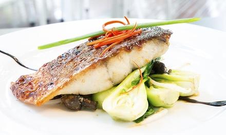 Türkisch-mediterranes 3-Gänge-Fischmenü für zwei oder vier Personen im Tunga Restaurant (bis zu 52% sparen*)