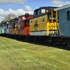 Stay at Red Caboose Motel in Ronks, PA