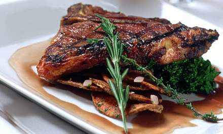 $12 for $25 Worth of Steaks and Seafood at George's Steakhouse Bar & Grill