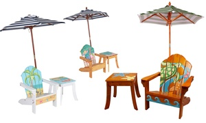 Outdoor Patio Furniture Set for Kids