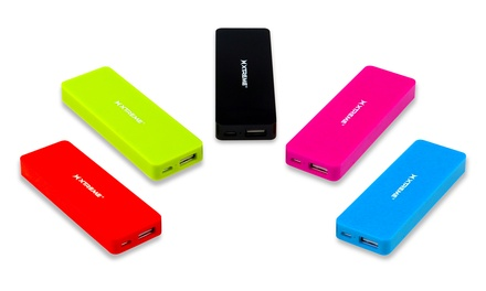 Xtreme 4,000mAh Skinny USB Battery Bank