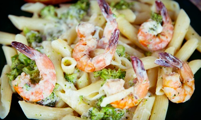 Zino's Italian-American Restaurant - Deep Creek North: $15 for $30 Worth of Italian and American Cuisine at Zino's Italian-American Restaurant