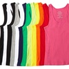 Plus-Size Tank Tops (12-Pack) (Size 3X)