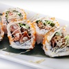 Up to 56% Off at Drunken Fish Sushi Lounge
