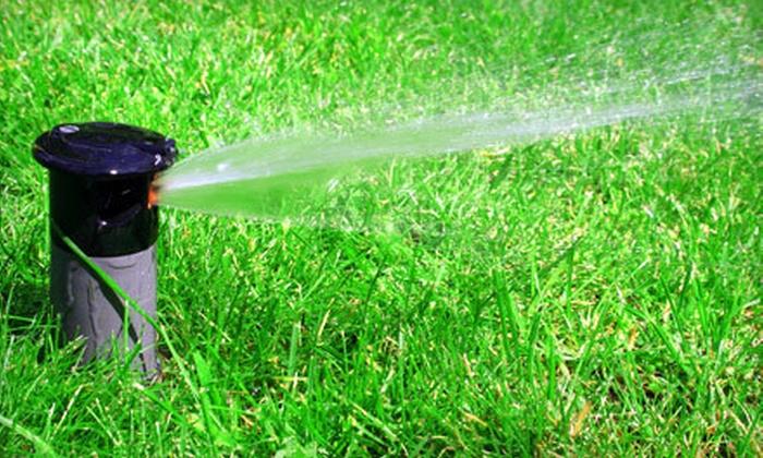 Lucas Irrigation - Boston: Spring Sprinkler Startup or a Multiseason Sprinkler Maintenance Package from Lucas Irrigation (53% Off)