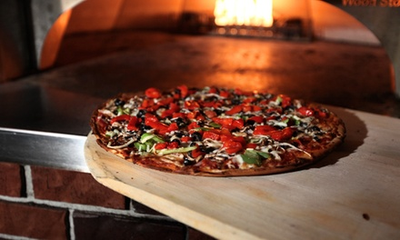 $11 for $20 Worth of Pizza and Sandwiches at Sparks Firehouse Deli