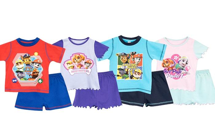 b5244f7d28a Kid's Paw Patrol Pyjamas | Groupon Goods