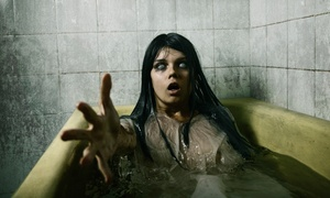 Tickets To Halloween Terrorfest Horror Con From Retromega Comic Con (up To 42% Off). Three Options Available.