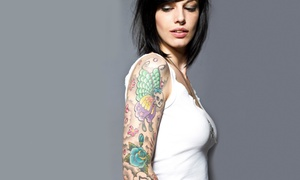 Ross Ink Tattoos: Value Vouchers Towards Tattoos from R187 at Ross Ink Tattoos (Up to 59% Off)
