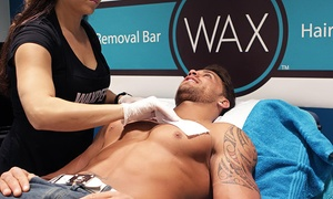 Wax Hair Removal Bar LLC: Brazilian or Boyzilian Waxes at Wax Hair Removal Bar (Up to 43% Off). Five Options Available.