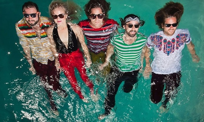 Youngblood Hawke - House of Blues New Orleans: $9 to See Youngblood Hawke at House of Blues New Orleans on Sunday, April 21, at 8 p.m. (Up to $17 Value)