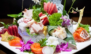 Akira: Hibachi and Sushi at Akira (Up to 50% Off). Four Options Available.