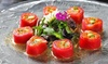 Tomo Sushi - Northridge: Sushi and Japanese Cuisine for Two or Four at Tomo Sushi (Up to 38% Off)