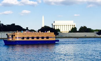 37% Off Party Yacht Cruise from Boomerang Boat Tours
