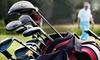74% Off a Golf Membership and Hybrid Club