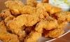 Original Chicken Tender - Multiple Locations: Chicken Tender Meal for Two or Four at Original Chicken Tender (Up to 38% Off)