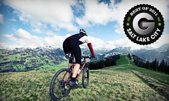 Canyon Sports/BTC - Salt Lake City: $22 for a Basic Bicycle Tune-Up at Canyon Sports/BTC ($45 Value)