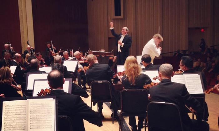 Atlanta Symphony Orchestra - Atlanta Symphony Hall: Four Atlanta Symphony Orchestra Concerts at Atlanta Symphony Hall on November 7–May 24 (Up to 47% Off)