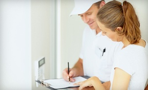 A2Z Property Inspection Experts: $ 129 for Six Months of Home-Monitoring Services from A2Z Property Inspection Experts (Up to $ 450 Value)
