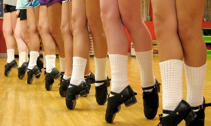 Sheila Tully Academy of Irish Dance - Multiple Locations: $39 for a One-Month New Beginners Class at Sheila Tully Academy of Irish Dance ($85 Value)