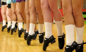 Sheila Tully Academy of Irish Dance: $35 for a One-Month New Beginners Class at Sheila Tully Academy of Irish Dance ($85 Value)