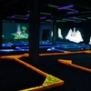 Up to 44% Off Glow-in-the-Dark Mini Golf