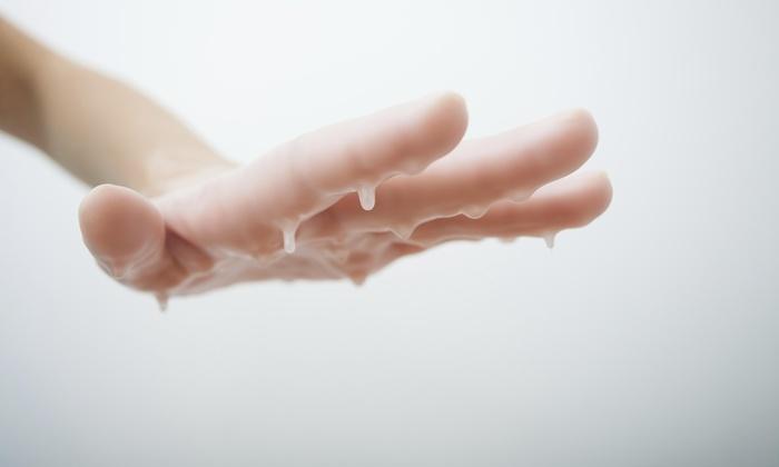 Becca's Nail Arts - Harlingen: Mani-Pedi with Paraffin Hand Dip from Becca's Nail Arts (55% Off)