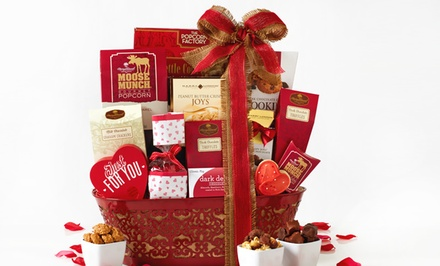 $15 for $30 Worth of Gift Baskets from 1-800-Baskets.com
