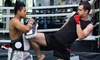 Hybrid Fitness - Hybrid Fitness: One Month of Jiu Jitsu or Muay Thai Classes for a Child or Adult at Hybrid Fitness (Up to 72% Off)