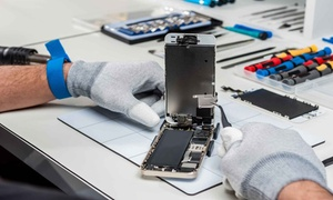 Dr. Fix-it iPhone Repair: iPhone 5 Screen Replacement from Dr. Fix-it Smartphone Repair Center (38% Off)