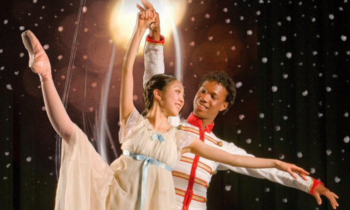 "Ballet Memphis presents ""Nutcracker"" - Multiple Locations: Ballet Memphis Presents ""Nutcracker"" at The Orpheum Theatre on December 12 or 13 (Up to 50% Off)"