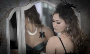 Alias Josie: 150-Minute Boudoir Photo Shoot with Hair, Makeup, and Digital Images from Alias Josie  (70% Off)