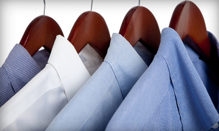 Klinit Cleaners - Multiple Locations: $25 for $50 Worth of Dry Cleaning at Klinit Cleaners