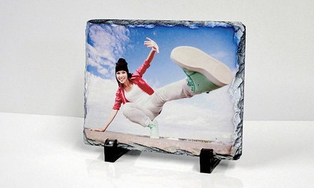 Custom Photo on Slate from Inkdoodle (Up to 83% Off)