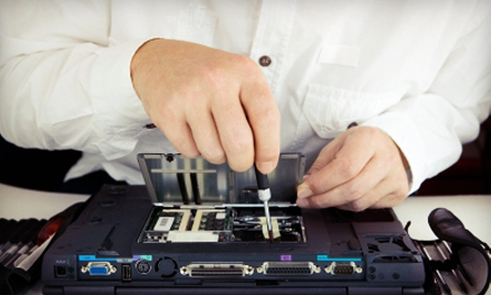 We Fix Computers - Vista Hills Park: One Full Computer Repair Service or One Year of Unlimited Repair Services at We Fix Computers (Up to 85% Off)
