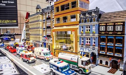 BrickUniverse LEGO Fan Expo (February 1-2)