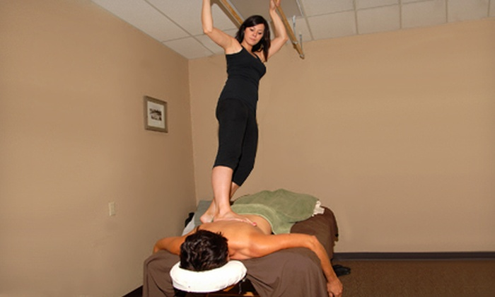 North Idaho Physical Therapy - Riverview Condominiums: $30 for a One-Hour Ashiatsu Massage at North Idaho Physical Therapy in Coeur d'Alene ($60 Value)
